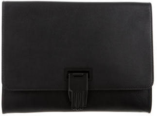 Opening CeremonyOpening Ceremony Nokki Leather Clutch w/ Tags