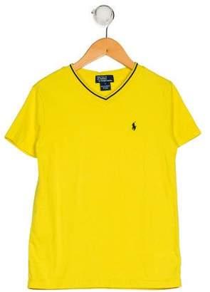 Polo Ralph Lauren Boys' V-Neck Shirt