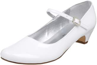 Nina Seeley Heel Buckle Mary Jane (Little Kid/Big Kid)