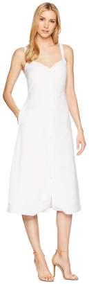 Lucky Brand Button Through Dress Women's Dress