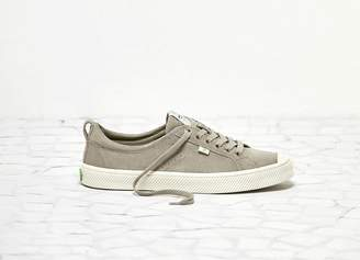 Cariuma OCA Low Cloud Grey Suede Sneaker Women