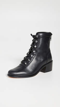 Free People Eberly Lace Up Boots