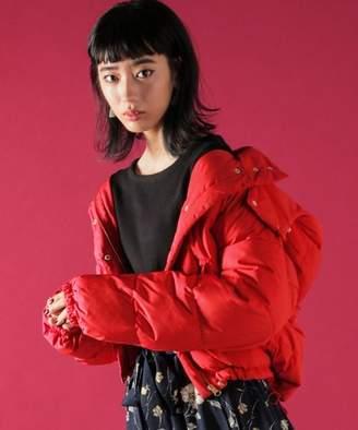 Andemiu (アンデミュウ) - ショートカラーダウンコート