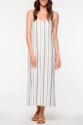 Everly Striped Maxi Dress $64 thestylecure.com