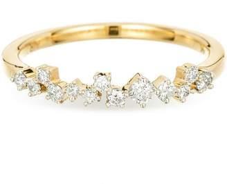 Adina Scattered Diamond Ring