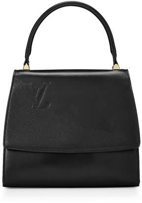 de2f929c787 Louis Vuitton Noir Leather Opera Athens Top Handle Bag