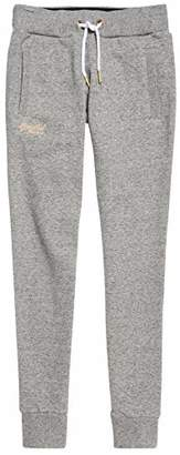 Superdry Women's Orange Label Elite Joggers Pants