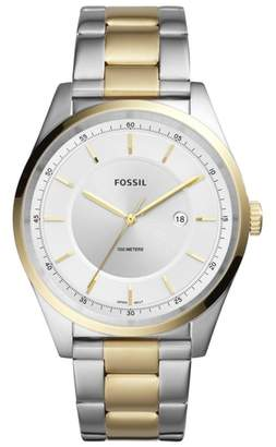 Fossil Mathis Bracelet Watch, 44mm