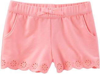 Osh Kosh Oshkosh Pull-On Shorts Toddler Girls