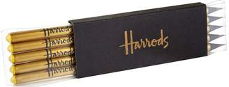 Harrods Logo Pencils (Pack of 5)
