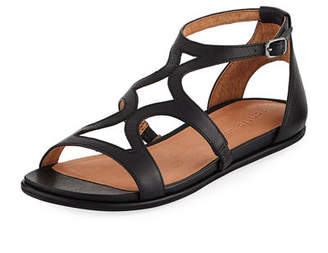 Gentle Souls Oak Flat Comfort Sandal