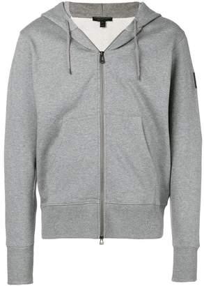Belstaff logo patch hoodie