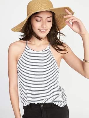 Old Navy Floppy Straw Sun Hat for Women