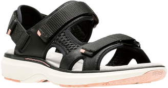 6d542081a9cf Clarks R) Unstructured Roam Step Sandal