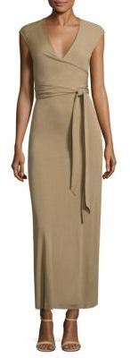 Polo Ralph Lauren Jersey Wrap Dress $245 thestylecure.com