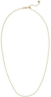 Monica Vinader Rolo 24 Gold Vermeil Chain