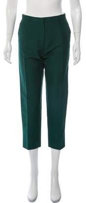 Marni Cropped Straight-Leg Pants