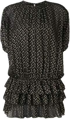 Saint Laurent fil coupé dress