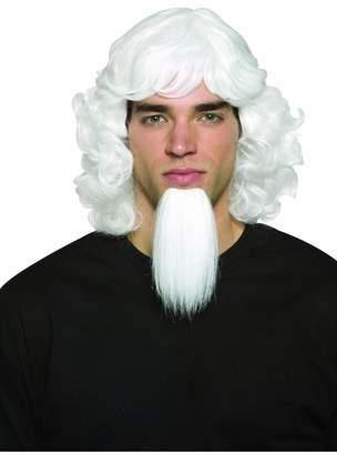 SAM. Rasta Imposta Uncle Wig and Goatee Set