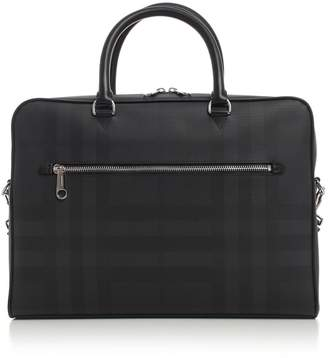 Burberry Briefcase London Check