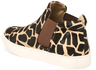 Slip On Sneaker Booties