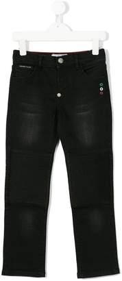 Philipp Plein Junior regular trousers
