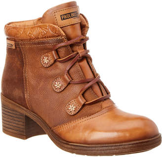 PIKOLINOS Lyon Leather Bootie