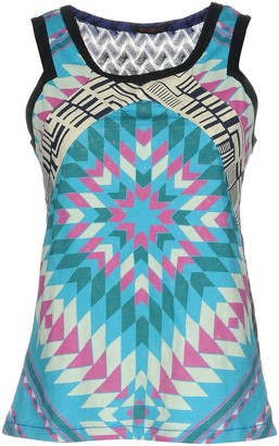 Custo Barcelona Tank tops - Item 12118498