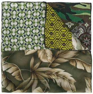 Pierre Louis Mascia Pierre-Louis Mascia floral print scarf