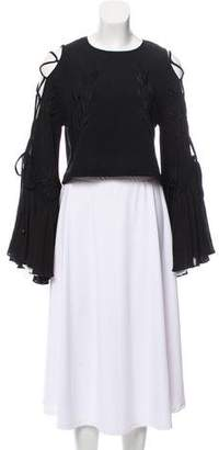 Alice McCall Love Like Cold-Shoulder Top