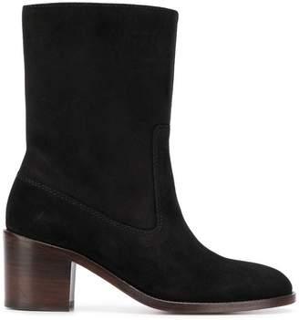 A.P.C. Eva ankle boots
