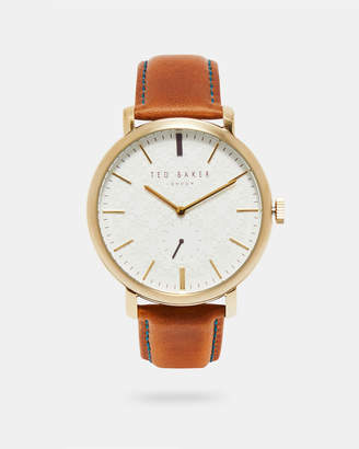 Ted Baker TRENTY Round face watch