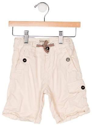 Burberry Girls' Printed Straight-Leg Pants
