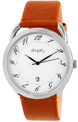 Simplify Unisex The 4900 Watch