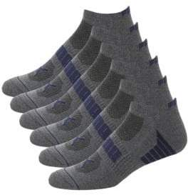 Puma 6-Pack Low-Cut Socks