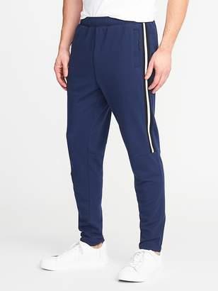 Old Navy Go-Dry Built-In Flex Mesh-Stripe Track Pants for Men