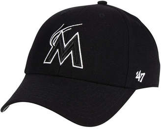 '47 Miami Marlins Curved Mvp Cap