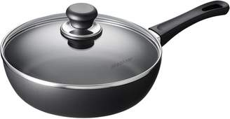 Scanpan Classic Induction Non-Stick Saute Pan with Lid