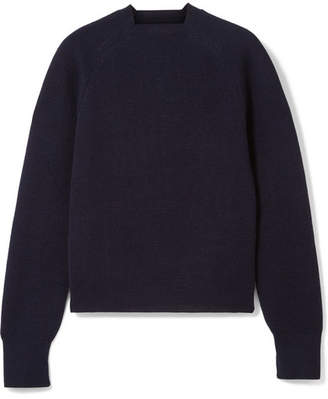 Carcel - Milano Baby Alpaca Sweater - Navy