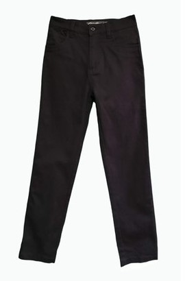Eddie Bauer Boys Uniform Stretch Twill 5 Pocket Straight Leg Pant