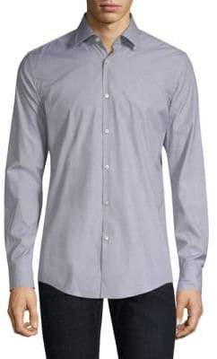 HUGO Kenno Egyptian Cotton Shirt