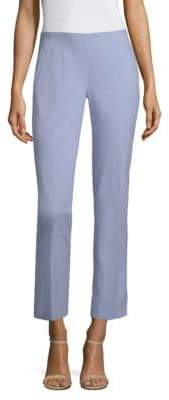 Lafayette 148 New York Stanton Cotton Pants