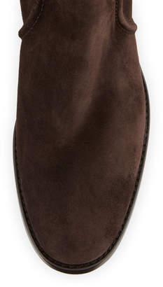Aquatalia Jordan Suede Knee-High Boots