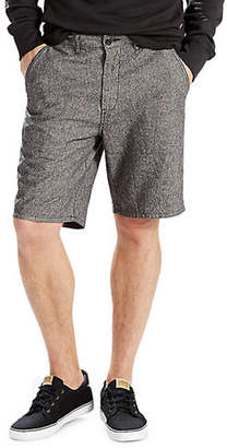 Levi's Straight-Fit Textured Chino Shorts