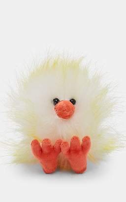 Jellycat Crazy Chick Plush Toy - Yellow