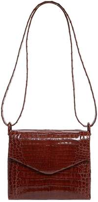 Nancy Gonzalez Crocodile Astor Cross Body Bag