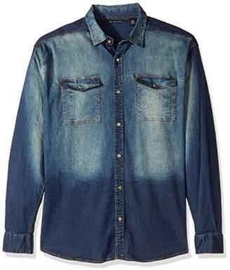 Sean John Men's Tall Size Long Sleeve Shirt