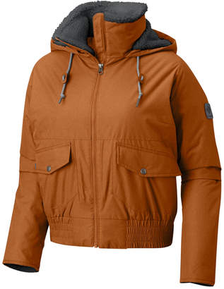 Columbia Fleece-Lined Beacon Brooke Bomber Jacket