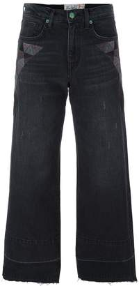 Sandrine Rose cropped jeans