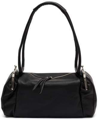 Yohji Yamamoto zip top shoulder bag